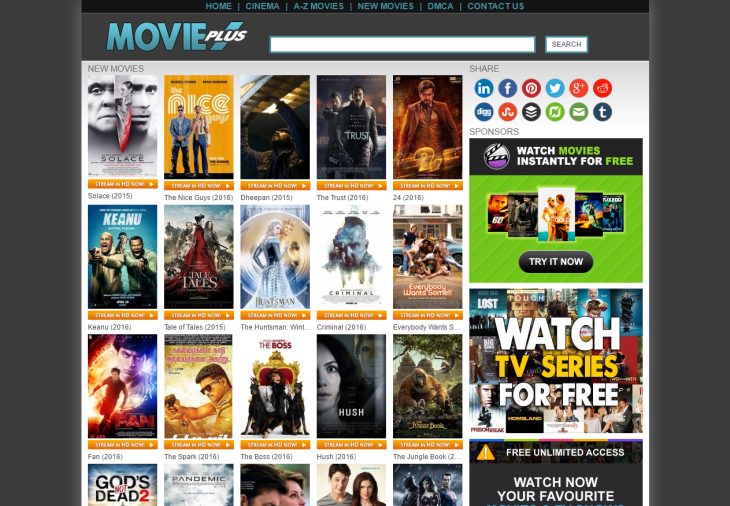 New Movies on Movie Tube