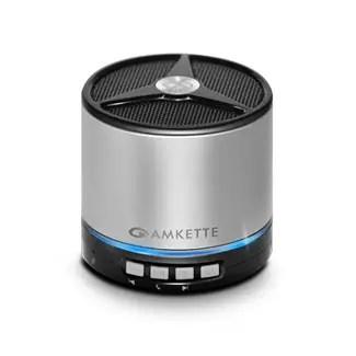 Amkette Trubeats Metal 2 Portable Bluetooth Speaker