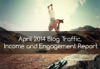 April Month Blog Income and Traffic Report