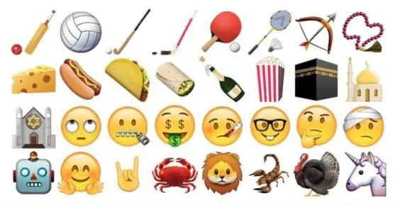 iOS 9.1 new emoji Update