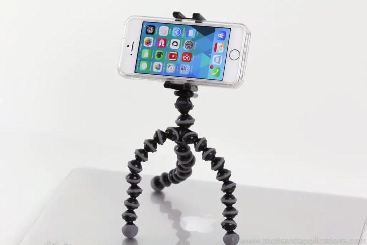 Stablization for iPhone Camera