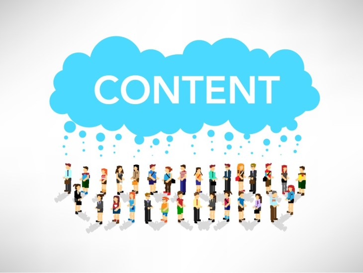 3 Types of Content