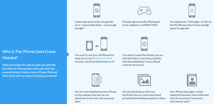Delete iPhone Data Completely