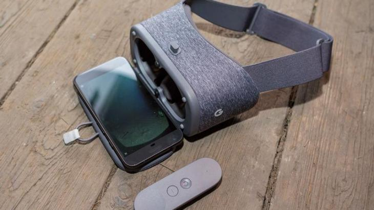 Google DayDream VR Compatible Phones