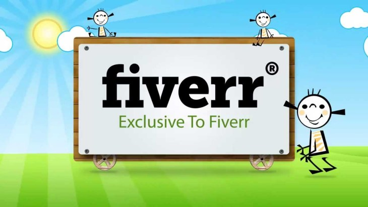 Offer Service on Fiverr
