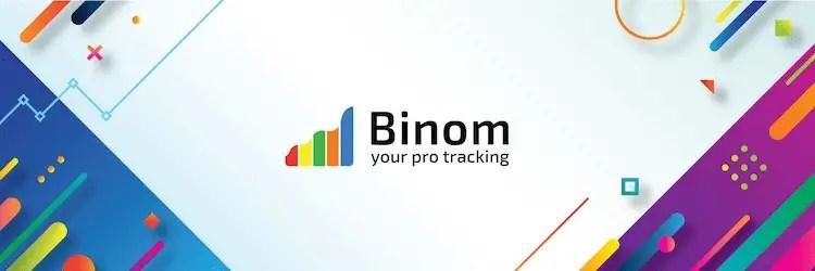 Binom Tracking Tool
