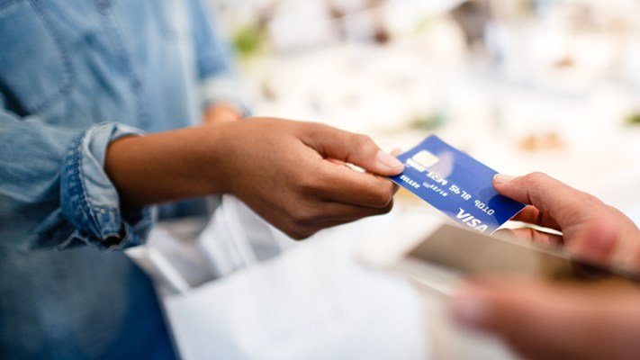Paying with Cards