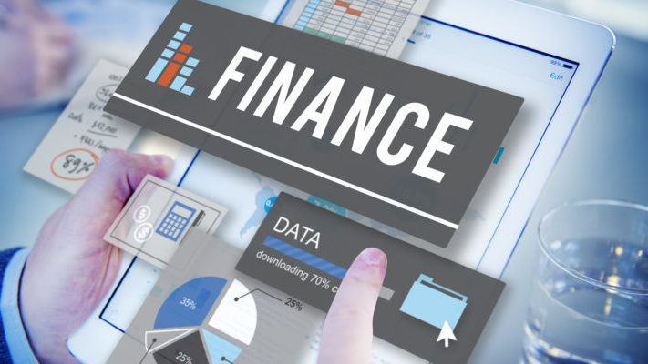 cropped Business Finance