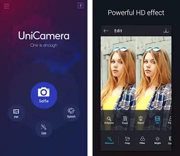 UniCamera BeautyPlus Alternatives