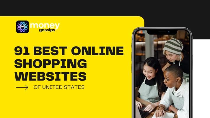 91 Best online shopping websites of United States