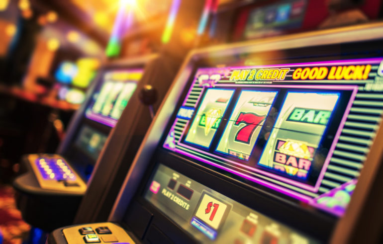 Online Slot Machine Industry 2021
