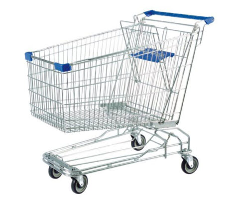 Grocery Stores Offer Online Shopping