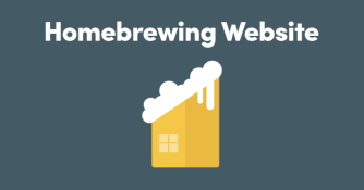 Homebrewing Website