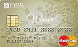 Image result for dbs woman's world card