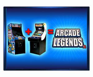 Arcade Legends 3 Video Game Machine | moneymachines.com