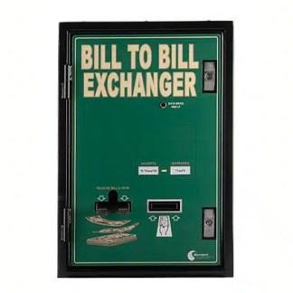 Bill to Bill Exchanger Change Machines