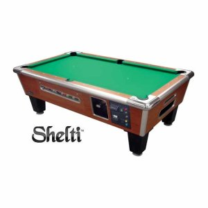 Coin Operated Commercial Bar Style Pool Tables