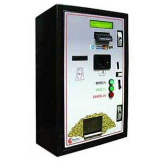 Credit Card Change Machines