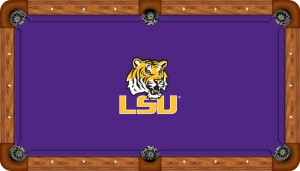 College Team NCAA Pool Table Felt Cloth | moneymachines.com