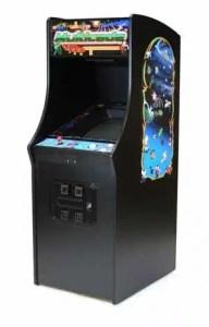 Multicade Home Arcade Game Machine Upright | moneymachines.com