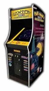Pac-Man's Arcade Party | moneymachines.com