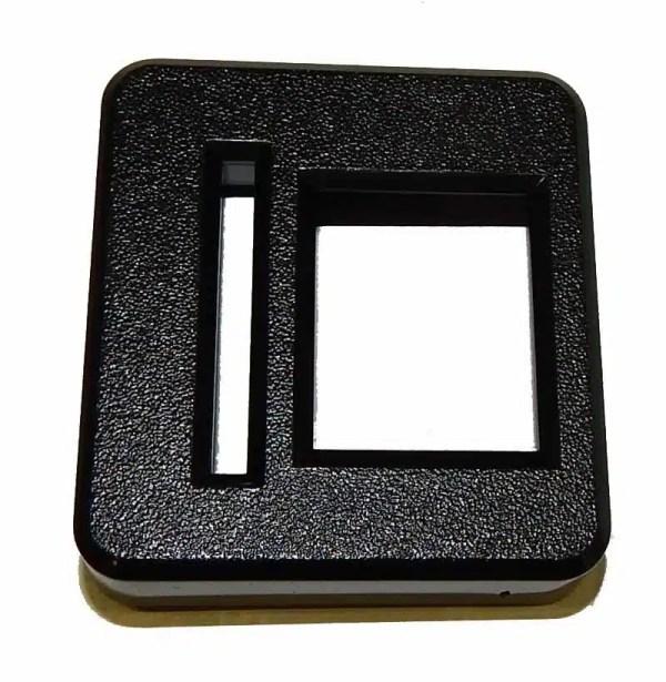 Plastic Entry Bezel for SUZOHAPP Coin Doors Front | moneymachines.com