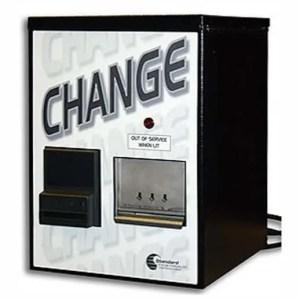 Standard Change Makers MCM100 Mini Change Machine | moneymachines.com