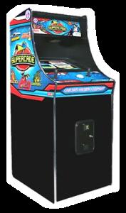 Supercade Video Game   moneymachines.com