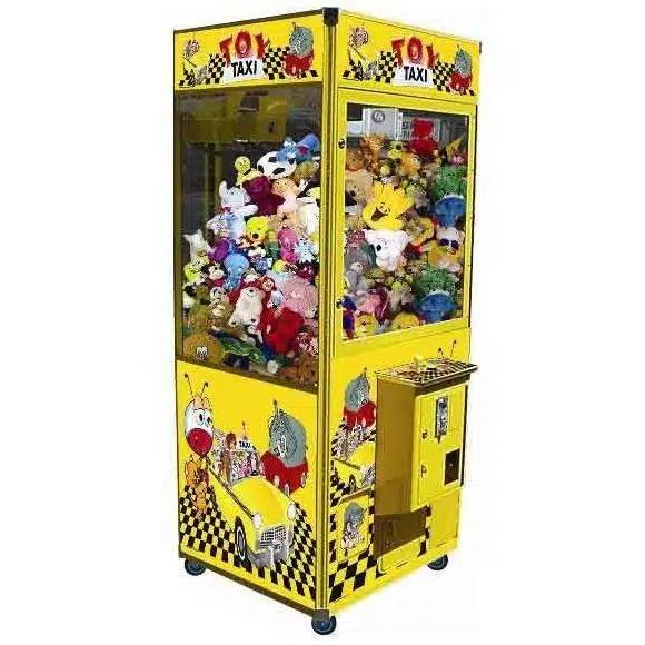 "31"" Toy Taxi Claw Skill Crane Game Machine | moneymachines.com"
