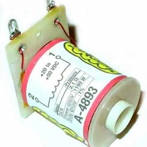 A-4893 Gottlieb/Premier Pinball Coil (Pop Bumper, Mulitple Hole Kicker)   moneymachines.com