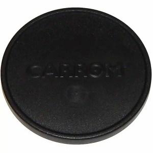 Black Carrom Sports Puck | moneymachines.com