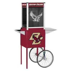 Boston College NCAA Logo Popcorn Machine | moneymachines.com