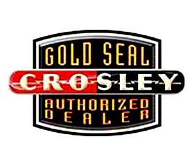 Crosley Gold Seal Authorize Dealer | moneymachines.com