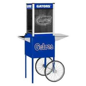 Florida NCAA College Logo Popcorn Machine | moneymachines.com