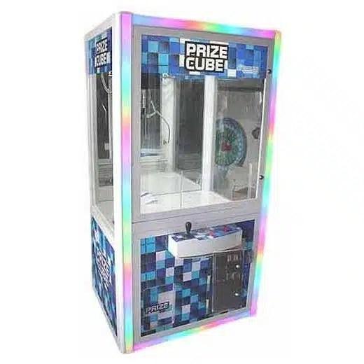 Fun Zone | Prize Cube | Toy Taxi | Hot Stuff Crane Claw Machines | moneymachines.com