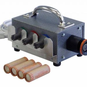 Klopp CR4 Electric Coin Tube Crimper Machine   moneymachines.com