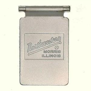 Merchandise Metal Flap Door For Northwestern Series 60 Gumball Vending Machine | moneymachines.com