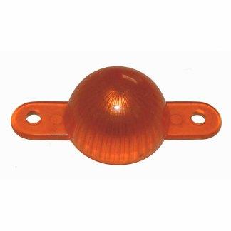 Orange Mini Light Dome   moneymachines.com