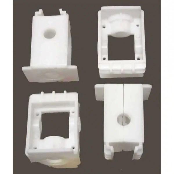 Set of 4 Pair Carrom Gear Box Halves   moneymachines.com