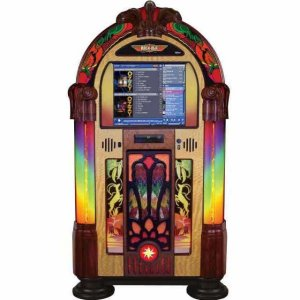 Rock-Ola Gazelle MC (Music Center) Digital Jukebox | moneymachines.com