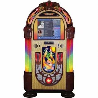 Rock-Ola Peacock MC (Music Center) Digital Jukebox | moneymachines.com