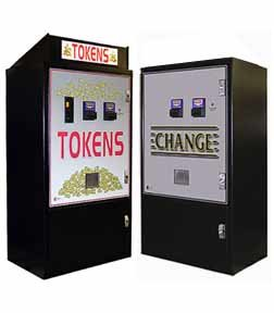 Standard Change Makers MC940DA Change Machine | moneymachines.com
