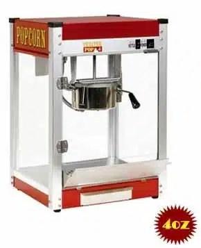 Theater Pop Popcorn Machine 4 Ounce | moneymachines.com