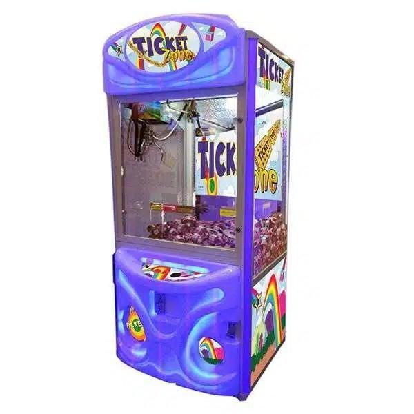 "Ticket Zone 36"" Ticket Vending Game Machine | moneymachines.com"