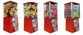A & A PO89 and PM Supreme Gumball Vending Machine Parts | moneymachines.com