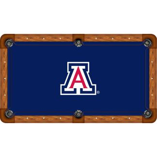 Arizona Wildcats Billiard Table Cloth | moneymachines.com