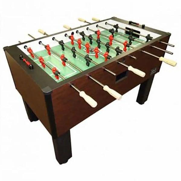 Shelti Pro Foos™ II Deluxe Home Foosball Table | moneymachines.com