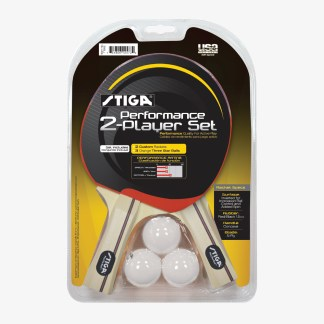 Stiga Performance 2-Player Table Tennis Set - T1362 | moneymachines.com