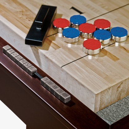 HJ Scott® 12' Abbey Shuffleboard Accessories | moneymachines.com