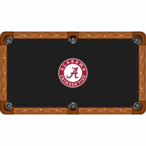Alabama Billiard Table Cloth | moneymachines.com
